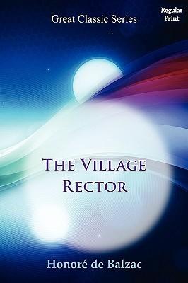 The Village Rector Honoré de Balzac