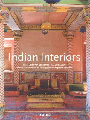 Indian Interiors/Interieurs de LInde Taschen