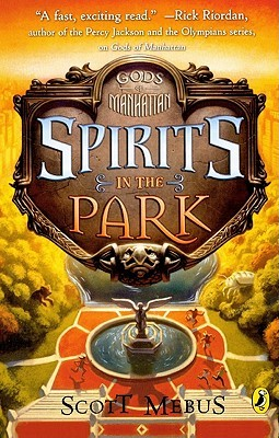Spirits in the Park Scott Mebus