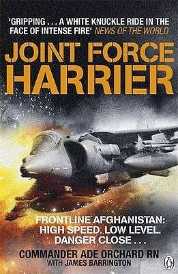 Joint Force Harrier Ade Orchard