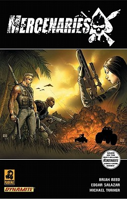 Mercenaries Trade Paperback  by  Brian Reed