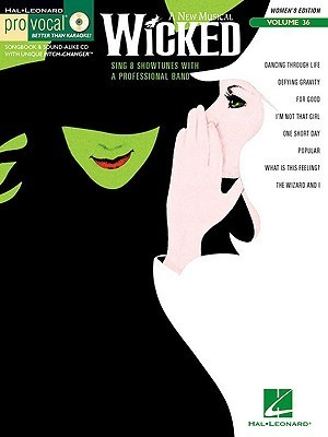 Wicked [With CD]  by  Stephen Schwartz