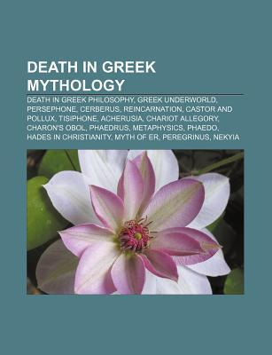 Death In Greek Mythology: Charons Obol  by  Unknown Author 328