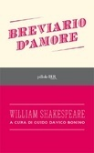 Breviario damore  by  William Shakespeare