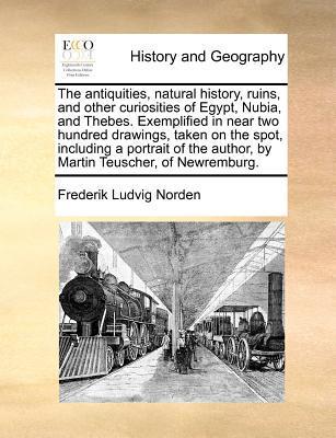 Voyage DEgypte Et de Nubie  by  Frederik Ludvig Norden