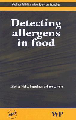 Detecting Allergens in Foods  by  Stef J. Koppelman