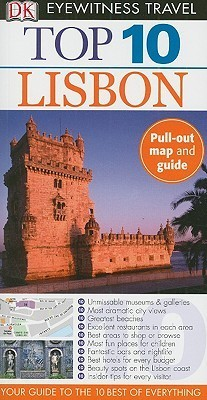 Top 10 Lisbon [With Map]  by  Tomas Tranaeus