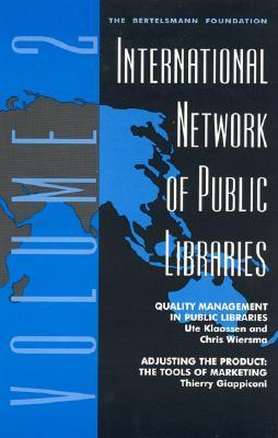 International Network Of Public Libraries Thierry Giappiconi
