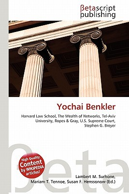 Yochai Benkler  by  NOT A BOOK