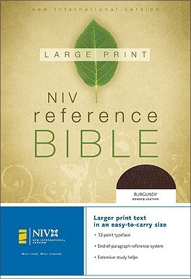 Holy Bible: NIV Reference Bible Anonymous