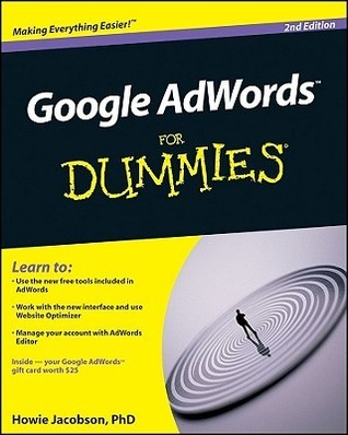Google AdWords For Dummies (For Dummies Howie Jacobson