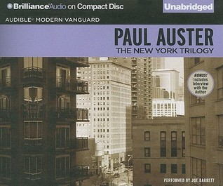 New York Trilogy, The Paul Auster