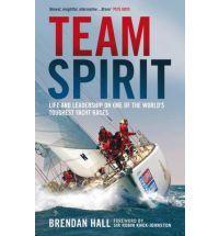 Team Spirit Brendan Hall