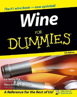 French Wine For Dummies Pocket Edition Ed McCarthy