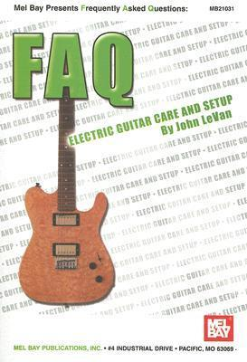 Electric Guitar Care and Setup  by  John LeVan