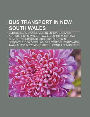 Bus Transport in New South Wales: Bus Routes in Sydney, Metrobus, State Transit Authority of New South Wales, North-West T-Way  by  Source Wikipedia