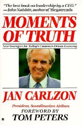 Moments of Truth Jan Carlzon