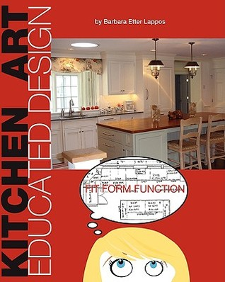 Kitchen Art: Educated Design  by  Barbara Etter Lappos
