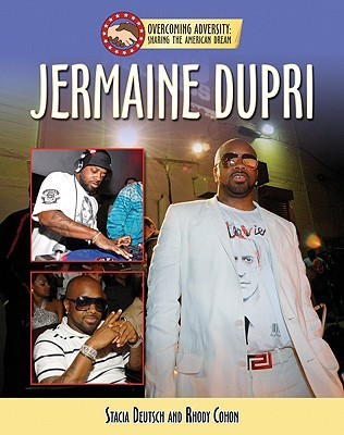 Jermaine Dupri  by  Stacia Deutsch