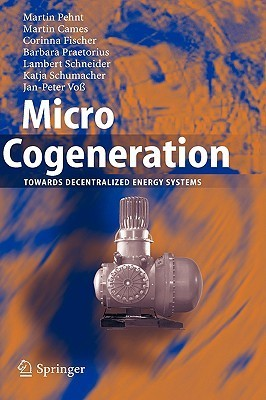 Micro Cogeneration: Towards Decentralized Energy Systems  by  Martin Cames