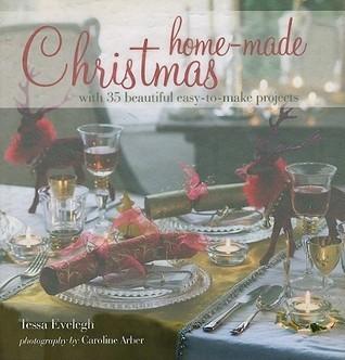 Home-made Christmas  by  Tessa Evelegh