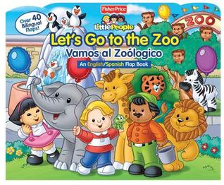 Lets Go to the Zoo! / Vamos a el zoologico!  by  Lori C. Froeb