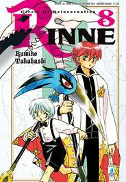 Rinne 8 (Rin-Ne, #8)  by  Rumiko Takahashi