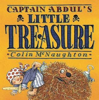 Captain Abduls Little Treasure (Book & Cd)  by  Colin McNaughton