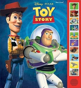 Play a Sound Toy Story  by  Play-a-Sound Book Editors