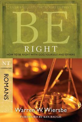 Be Right  by  Warren W. Wiersbe