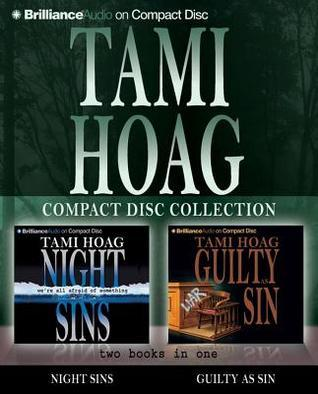 Tami Hoag CD Collection 1: Night Sins and Guilty as Sin  by  Tami Hoag