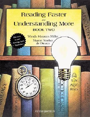 Reading Faster and Understanding More, Book 2 Wanda Maureen Miller
