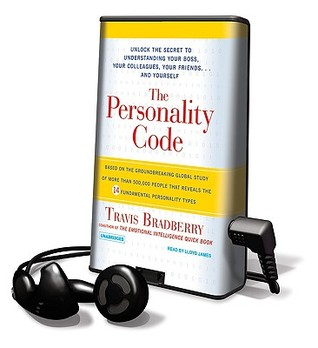 The Personality Code [With Earbuds]  by  Travis Bradberry