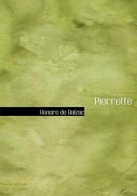 Pierrette Honoré de Balzac