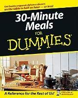 30-Minute Meals for Dummies  by  Beverly Lynn Bennett