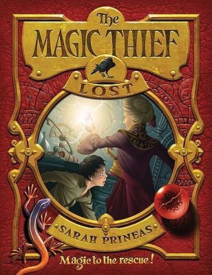 El ladron mago Sarah Prineas
