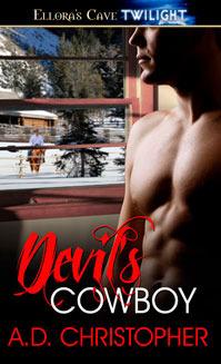 Devils Cowboy  by  A.D. Christopher