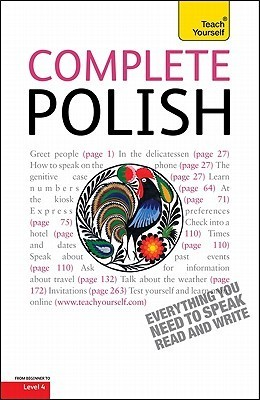 Complete Polish [With Book(s)] Nigel Gotteri