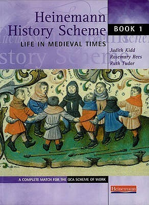 Life In Medieval Times  by  Judith Kidd