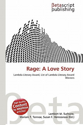 Rage: A Love Story  by  NOT A BOOK
