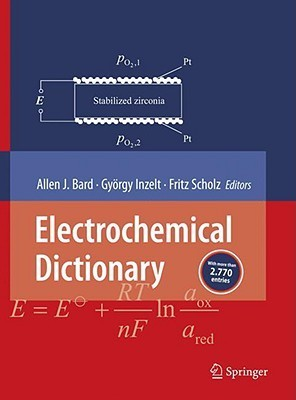 Electrochemical Dictionary  by  Allen J. Bard
