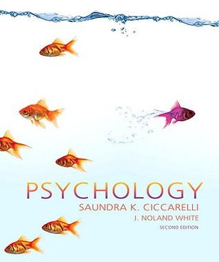 Psychology [MyPsychLab Pegasus Student Access Code Card]  by  Saundra K. Ciccarelli