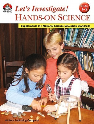 Lets Investigate! Hands-On Science - Grades 1-2  by  Vicky Shiotsu