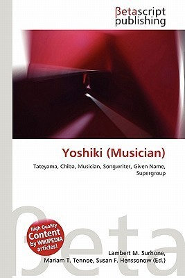 Yoshiki NOT A BOOK