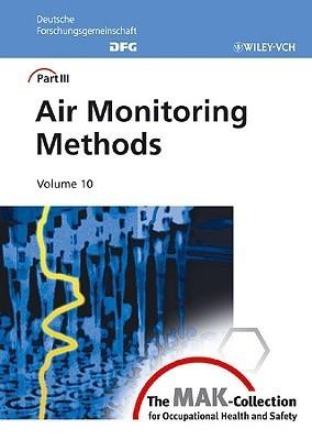 Part III: Air Monitoring Methods Harun Parlar
