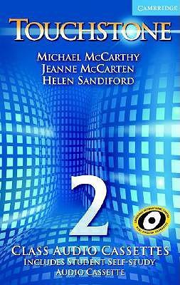 Touchstone Class Audio CDs 2 Michael McCarthy