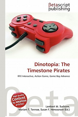 Dinotopia: The Timestone Pirates  by  NOT A BOOK