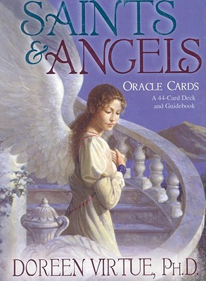 Saints & Angels Cards  by  Doreen Virtue