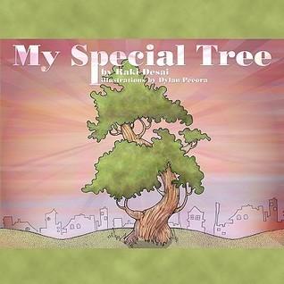 My Special Tree  by  Raki Desai