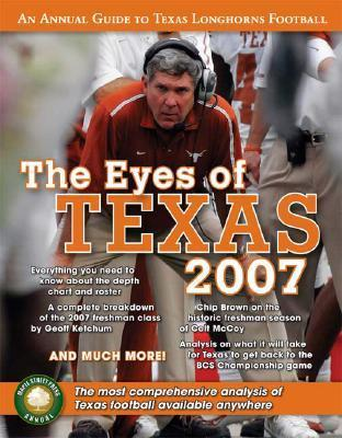 The Eyes of Texas: An Annual Guide to Texas Longhorns Football  by  Peter Bean